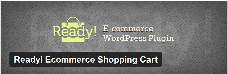 ready ecommerce shopping cart