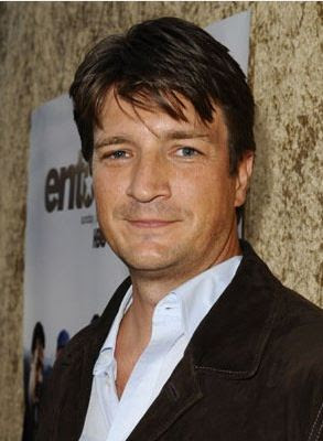 Nathan Filion, captian Mel from Firefly, Handsome man, hollywood actor, hot male, good looking guy