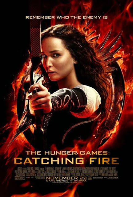 CATCHING FIRE does well at the box office