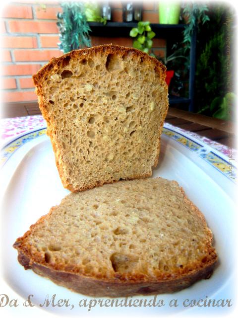 Da mer aprendiendo a cocinar pan sonnenblumenkernbrot for Cocinar trigo