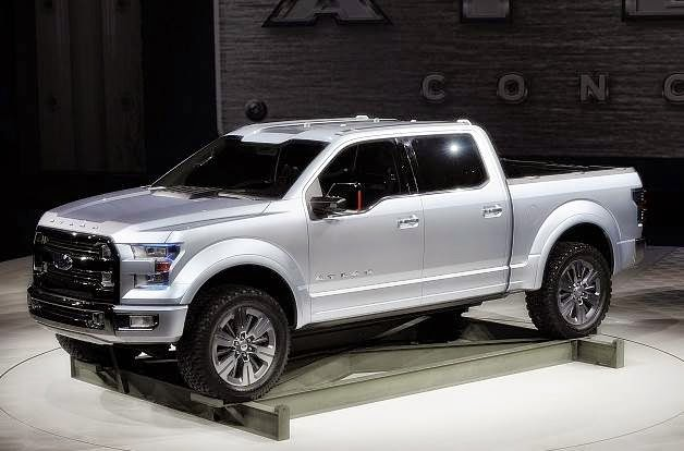 2015 Ford F 150 Atlas Price