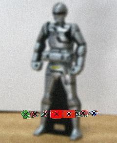 Gavan Ranger Key