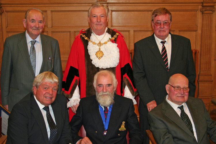 New Honorary Freemen and Aldermen for the Borough of Scarborough