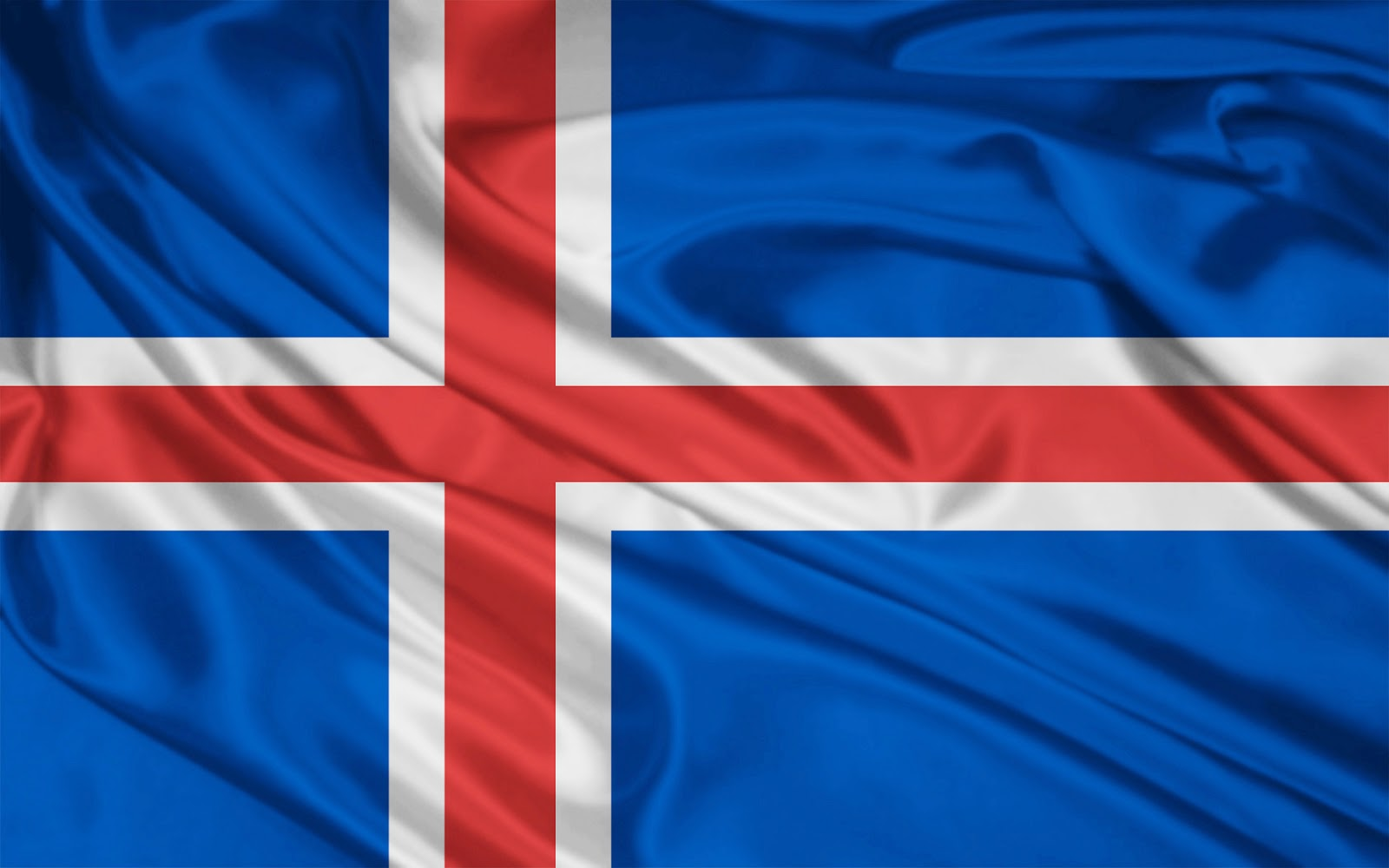 Iceland flag pictures for The flag is