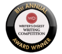 2012 Writer's Digest Award