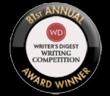 2012 Writer's Digest Award