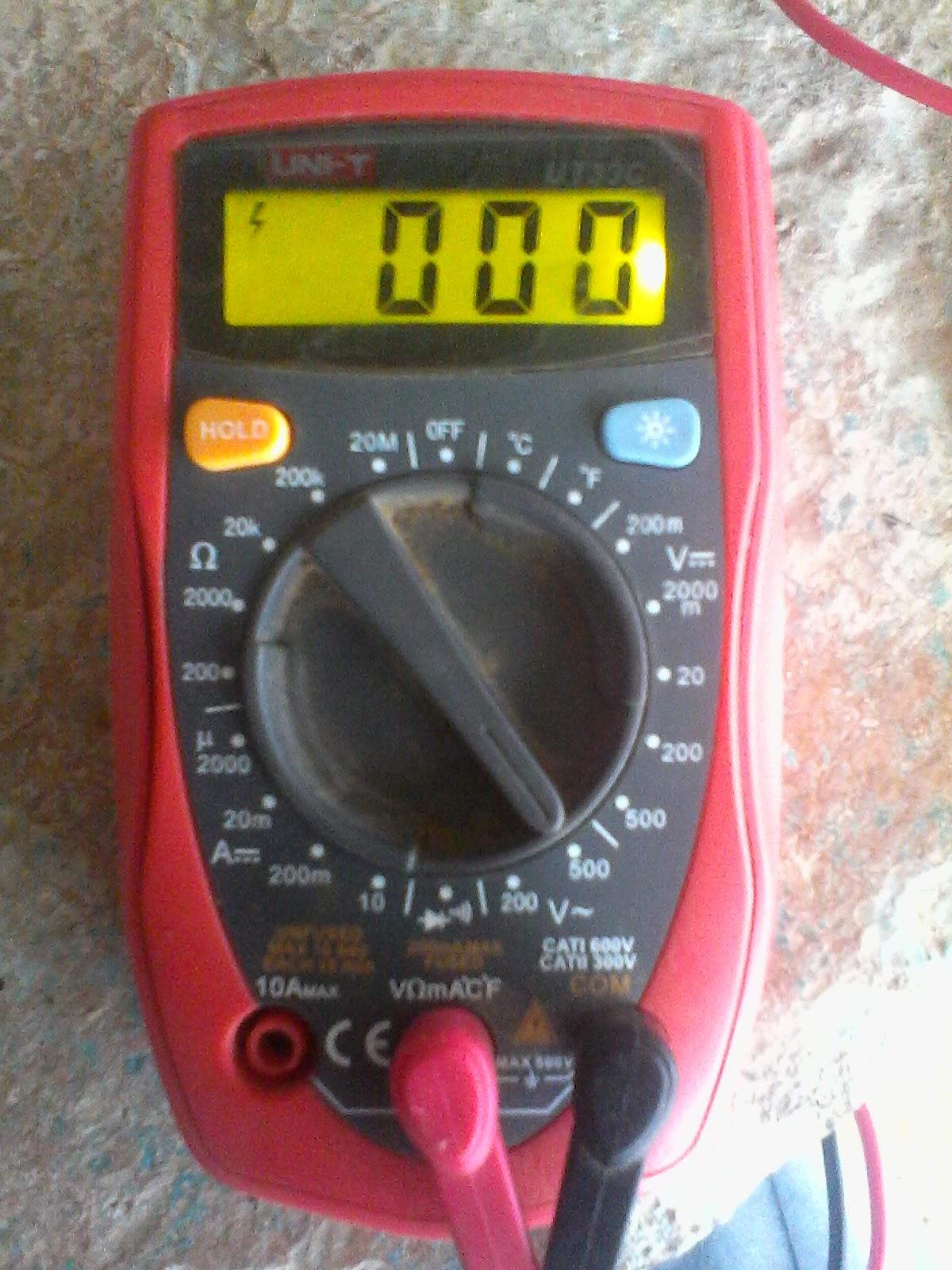 digital%2Bmultimeter%2Bon%2BAC%2Bvolts%2Btesting how to test ac voltage by digital multimeter electrical online 4u