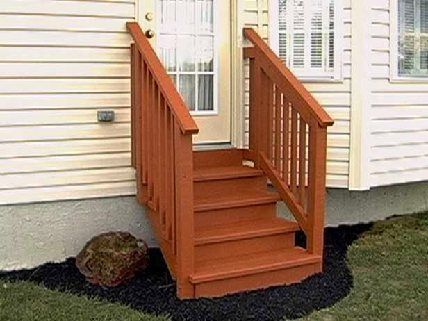 Exterior stairs designs ayanahouse for Ready made stairs
