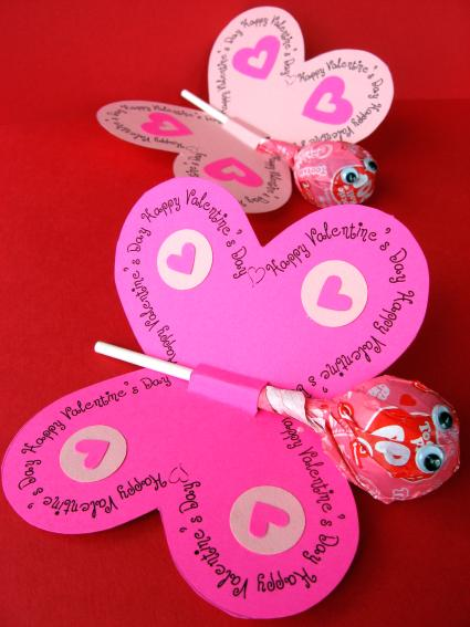 Easy 10 valentines day diy craft ideas for kids for Crafts for valentines day ideas