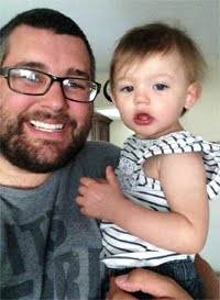 New dad since April 28, 2015!