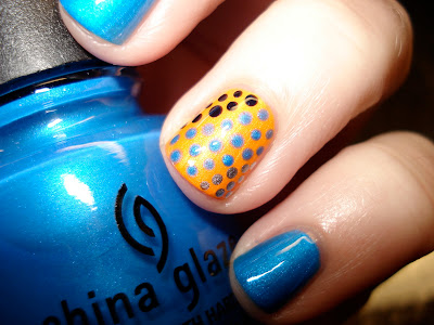 Dixies cup june 2012 other accent nail prinsesfo Images