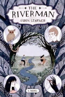 bookcover of THE RIVERMAN   by Aaron Starmer