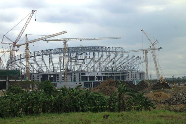 VoicePoints: Philippine Arena UPDATES (Ciudad de Victoria and New Net