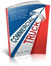 Commercial Truck Success Book