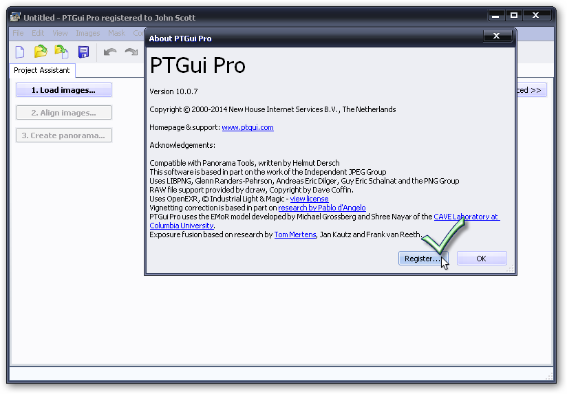 PTGui Pro v10.0.7 Full