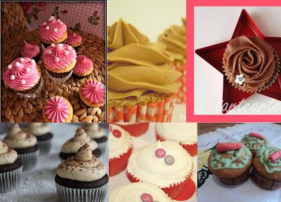 6 recetas de cupcakes