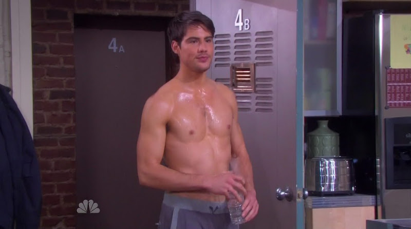 Francisco San Martin Shirtless on Days of Our Lives 20110321