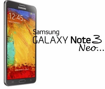 Samsung Galaxy Note 3 Neo launched