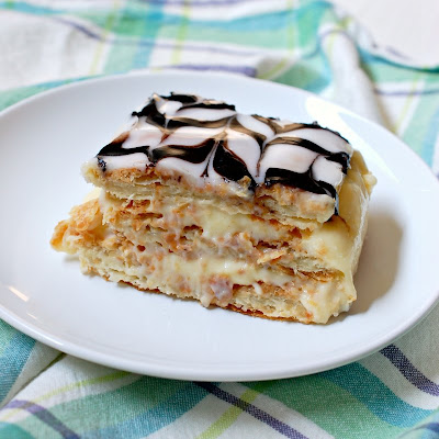 Eva Bakes - There's always room for dessert!: French Napoleon pastries