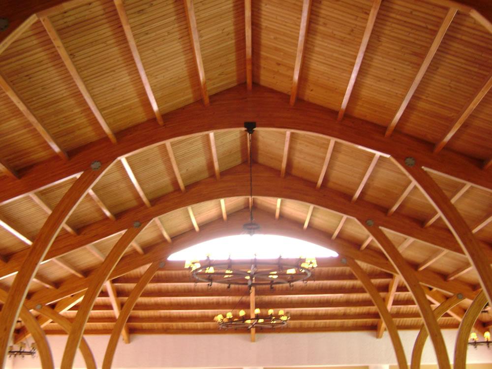 Pasamanos de madera related keywords pasamanos de madera - Techo de madera ...