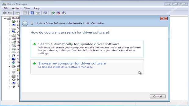 скачать драйвер для мультимедиа контроллера для windows 7