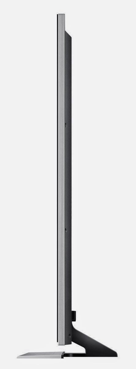 Samsung UN50HU8550 50-Inch veri slim design