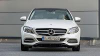 Mercedes-Benz C-Class front