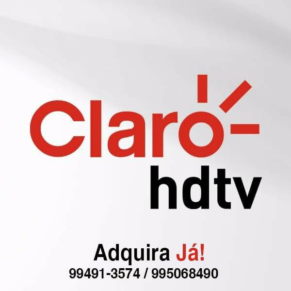 ASSINE JÁ SUA CLARO HDTV OU BANDA LARGA