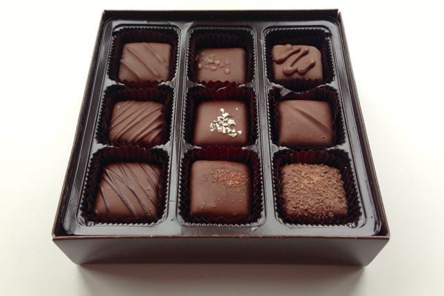 Vegan Milk Chocolates