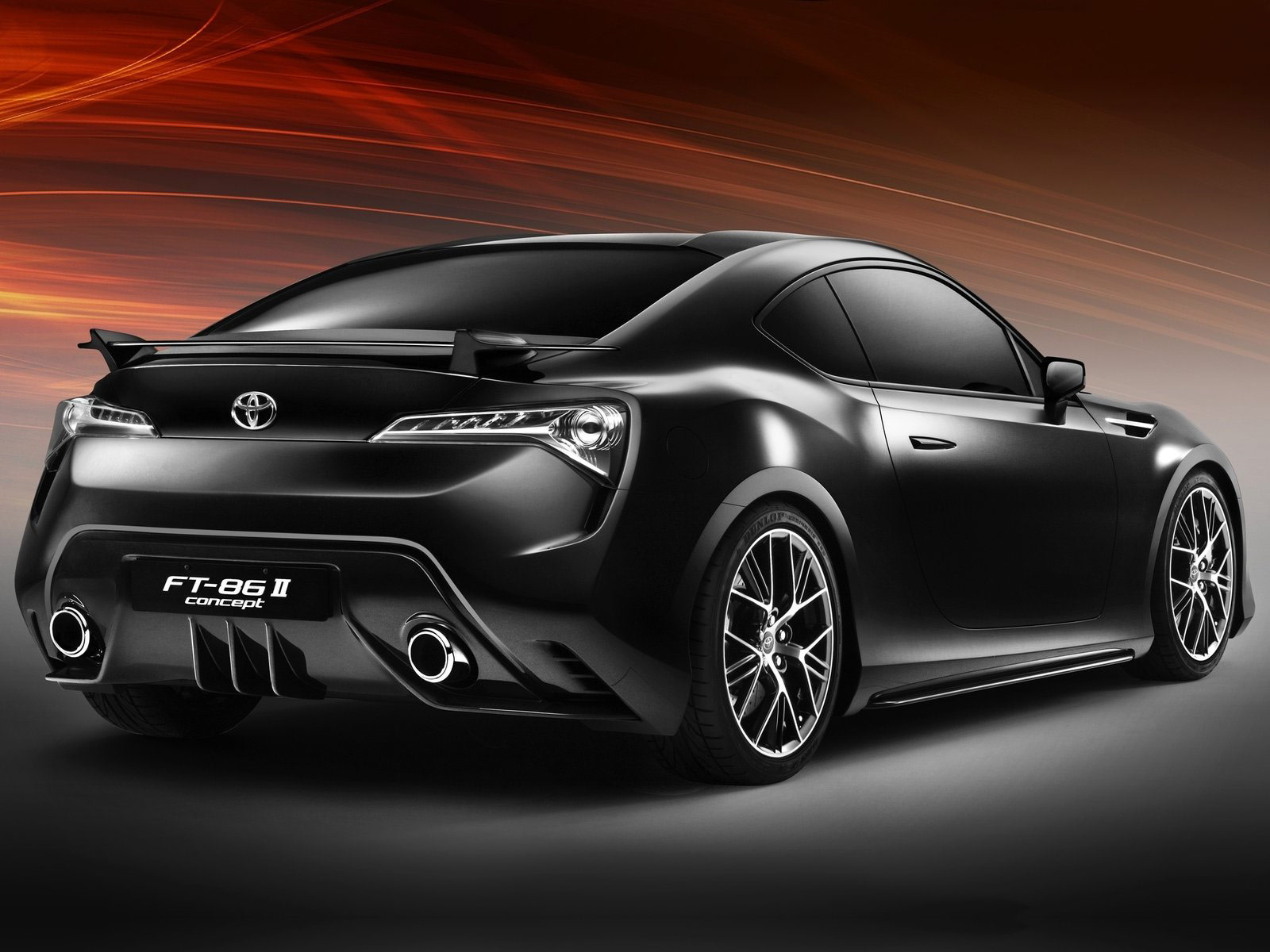 2011 Toyota FT-86 II Concept | Japanese car photos