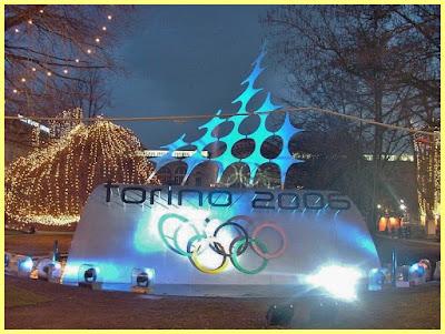 Logo JJOO Turín 2006