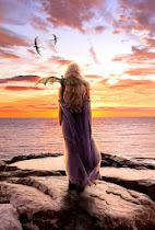 Faelwen & her dragons!