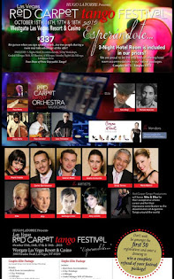 Las Vegas Red Carpet Tango Festival