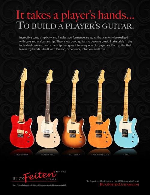 Buzz Feiten Guitars