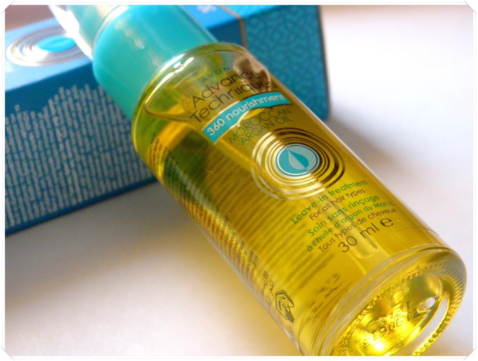 Avon Moroccan Argan Oil Saç Serumu