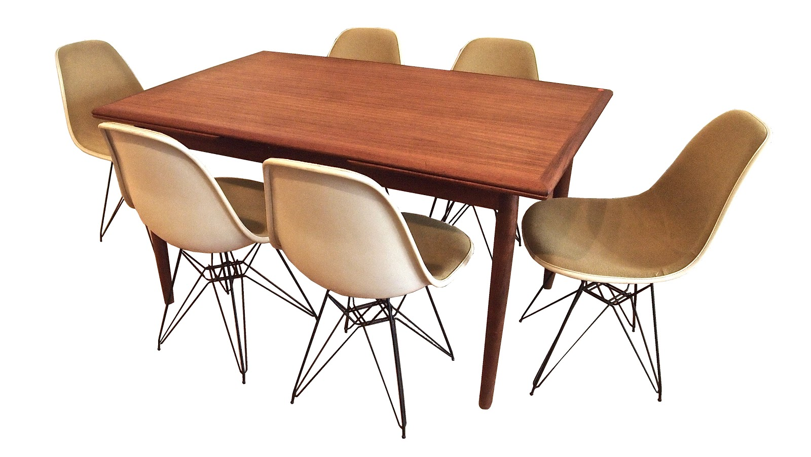 Dining chairs showroom montr al - Chaises eames montreal ...