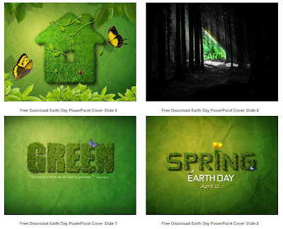 earth day powerpoint background images