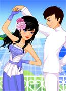 Свадебный танец - Онлайн игра для девочек