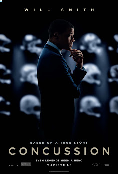 Poster Of Hollywood Movie Concussion (2015) 100MB Compressed Small Size Mobile Movie Free Download worldfree4u.com
