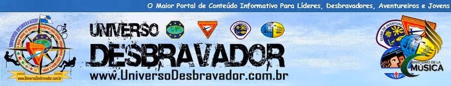 Blog UNIVERSO DESBRAVADOR