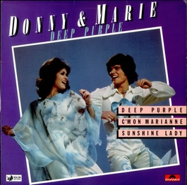Donny and Marie Deep Purple