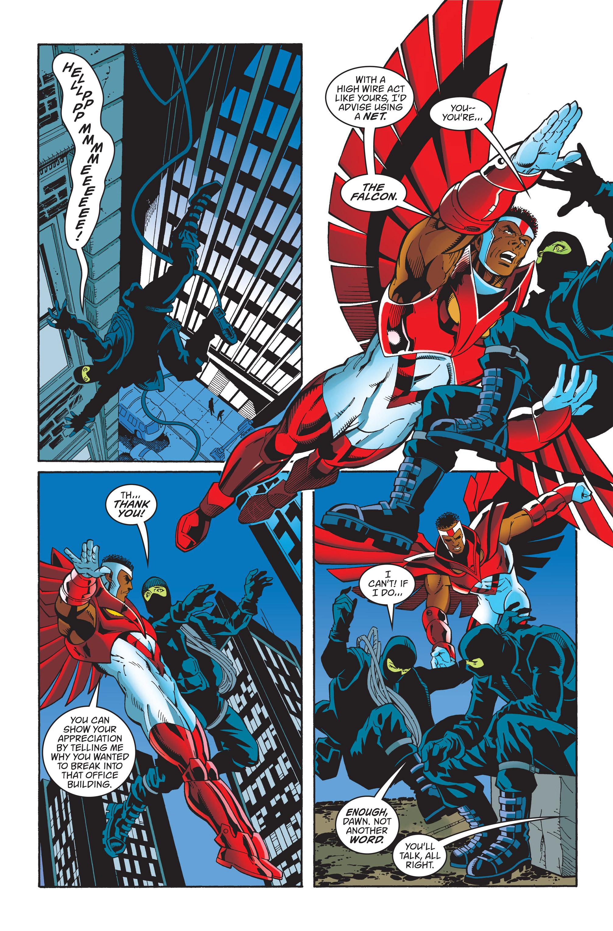 Captain America (1998) Issue #33 #39 - English 6