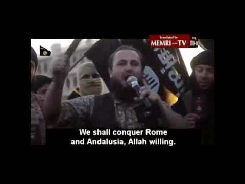 Jerusalem And Rome Will be Conquered Vows New Islamic Caliph Al-Baghdadi