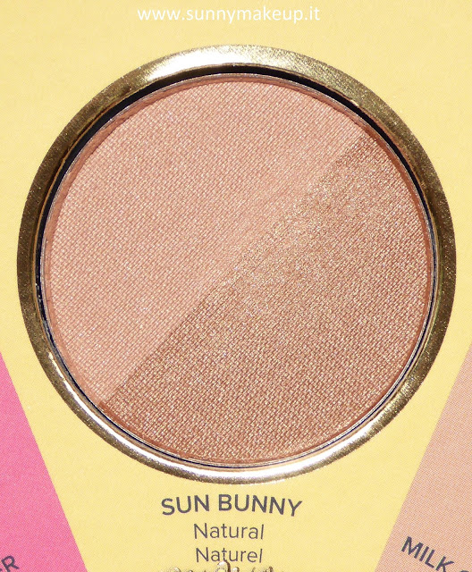 Too Faced - The Little Black Book di Bronzer.  Sun Bunny.