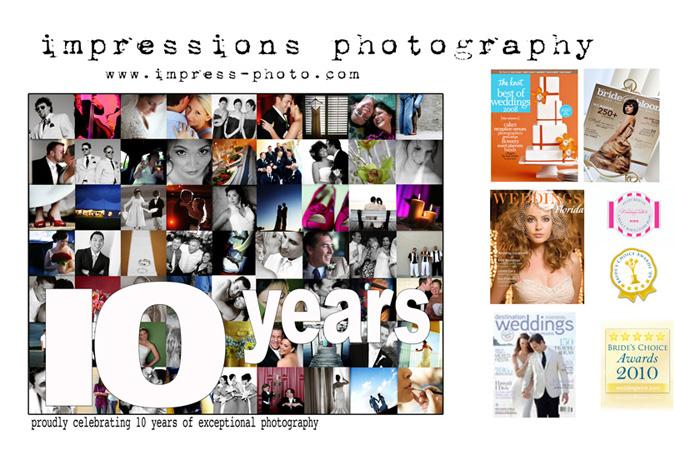 Impressions Photography Florida Wedding Photographer