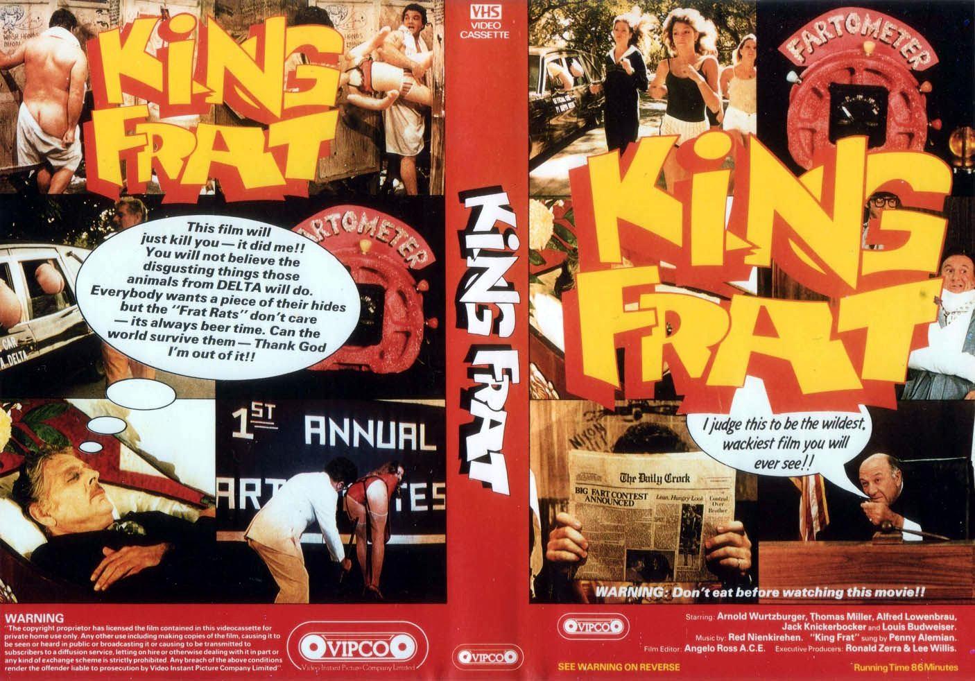 Image result for king frat poster original