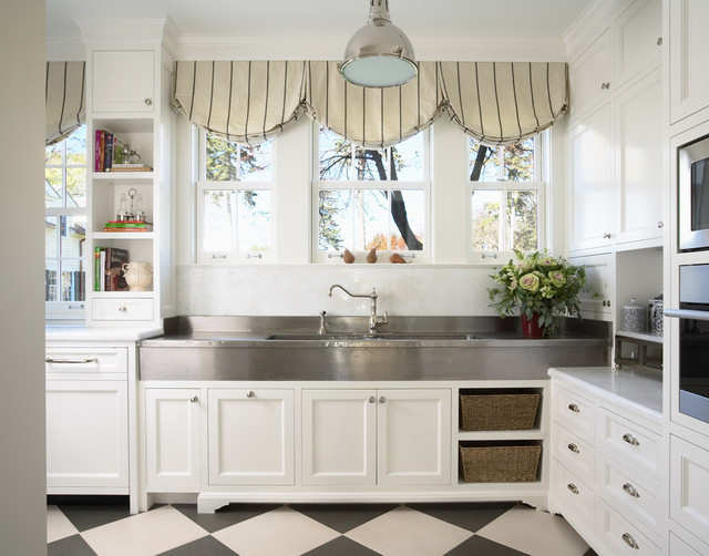 cabinet hardware is often referred to as the jewelry of a kitchen and just like with an outfit it can really alter the overall look of your space
