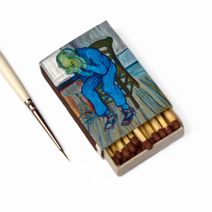05-At-eternity-s-gate-Vincent-Van-Gogh-Salavat-Fidai-Салават-Фидаи-Miniature-Paintings-on-Matchboxes-and-Pumpkin-Seeds-www-designstack-co