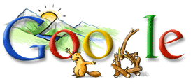 New Year 2006 Google Doodle