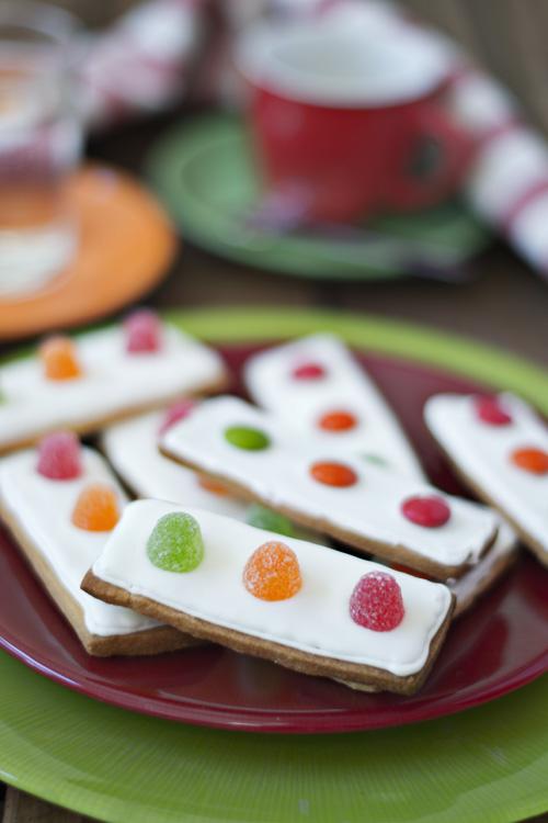 receta de galletas semáforo